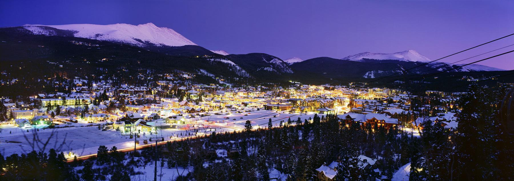 Breckenridge Lights
